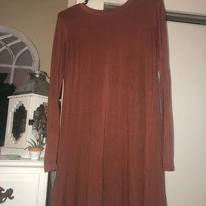 Long sleeve dress. Forever 21